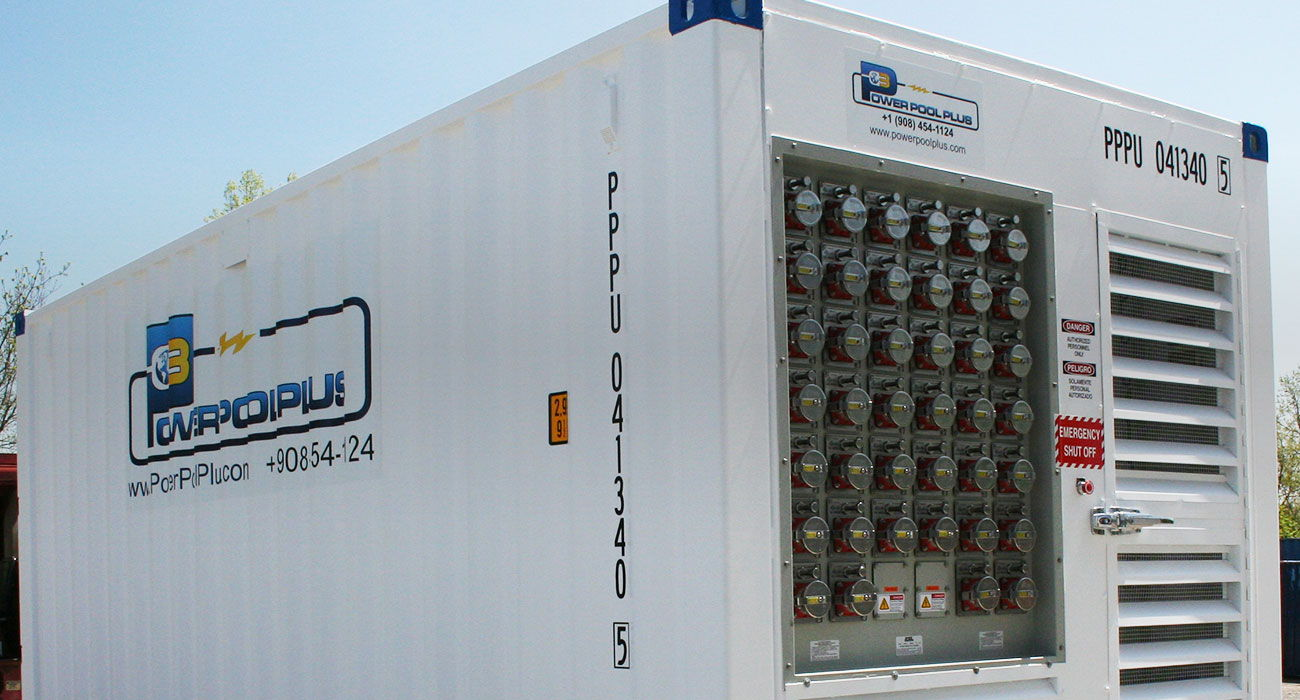 Power Pack Reefer Generator