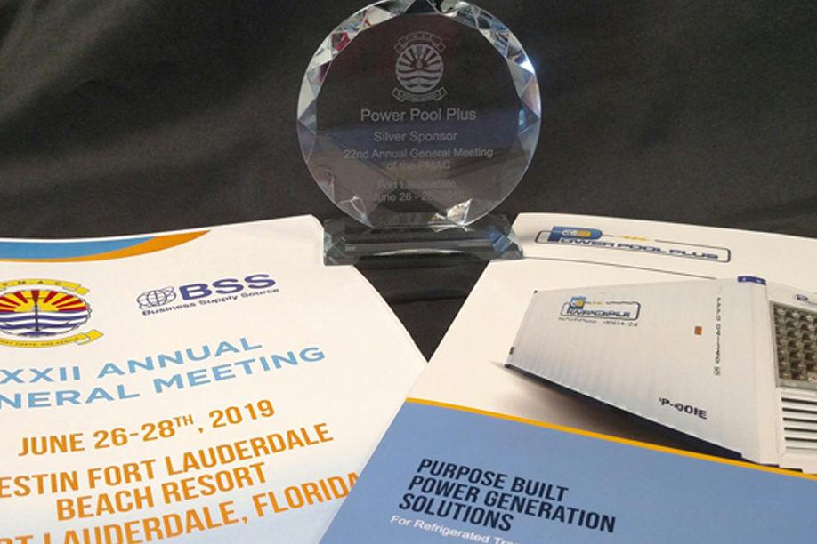 PMAC Silver Sponsor Award 2019